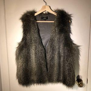 Mexx Faux Fur Vest